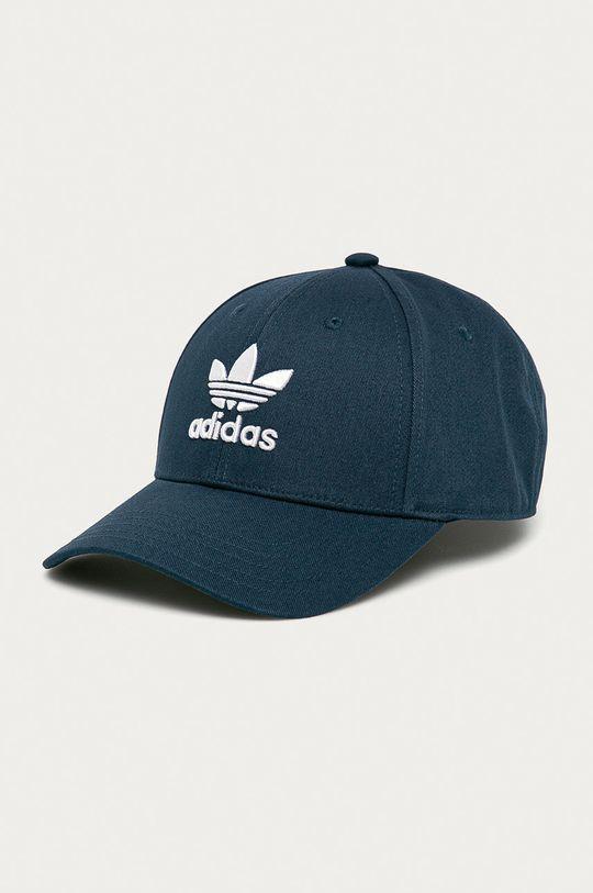 námořnická modř adidas Originals - Čepice Dámský