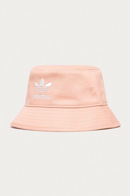 růžová adidas Originals - Klobouk