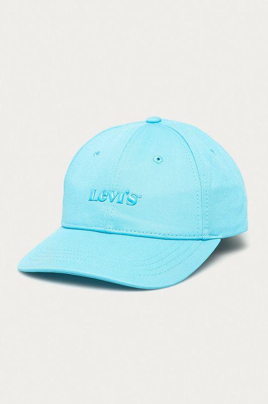 modrá Levi's - Kšiltovka Dámský