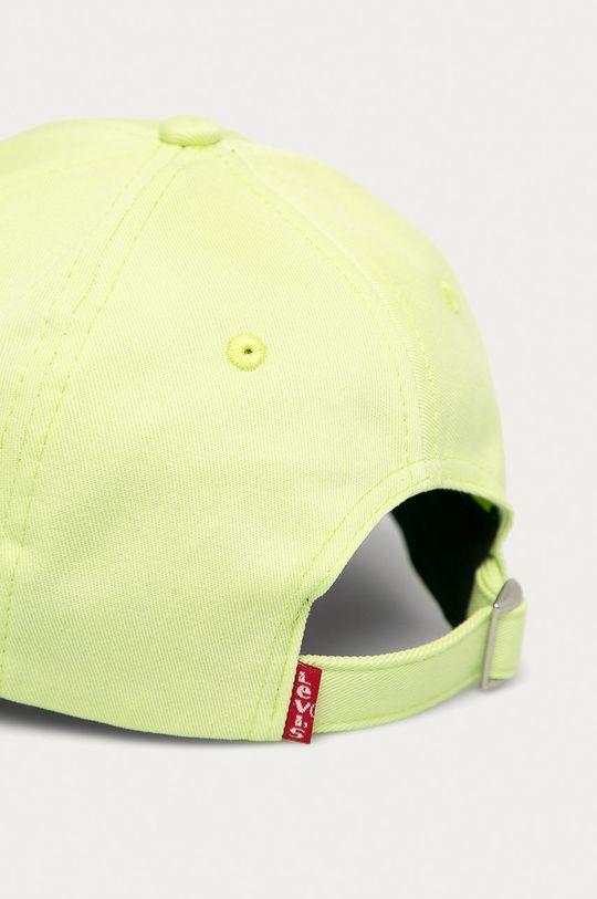 Levi's - Czapka blady zielony