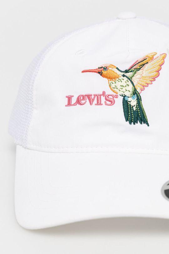 Levi's - Čiapka  3% Elastan, 47% Polyamid, 50% Polyester