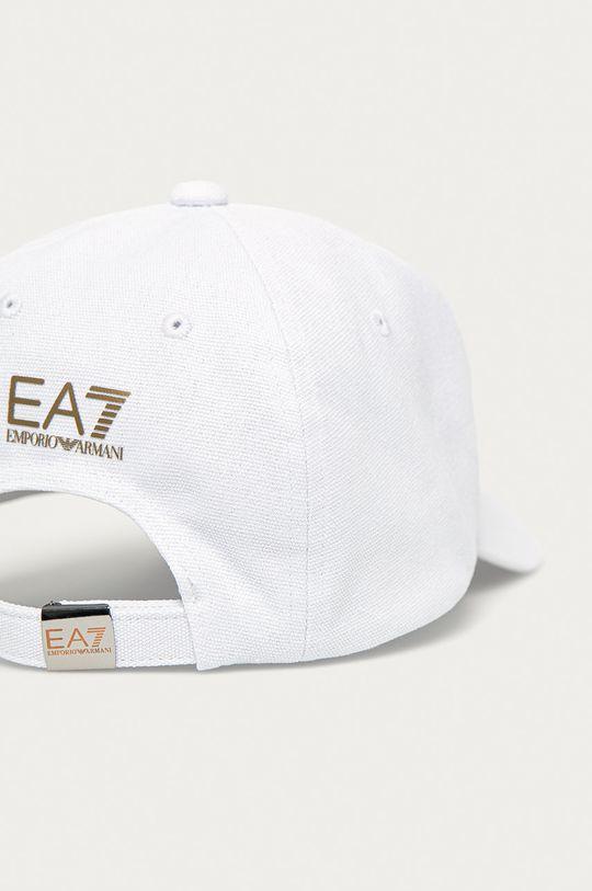 EA7 Emporio Armani - Čepice bílá