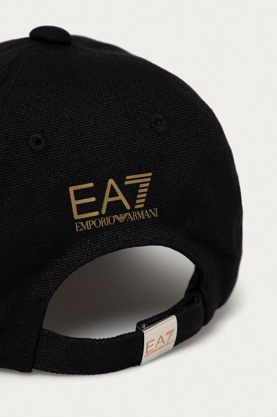 EA7 Emporio Armani - Кепка чорний