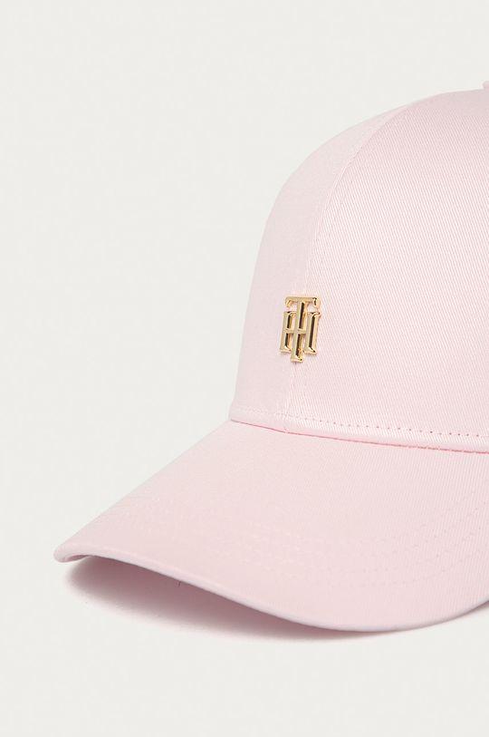 Tommy Hilfiger - Caciula roz pastelat