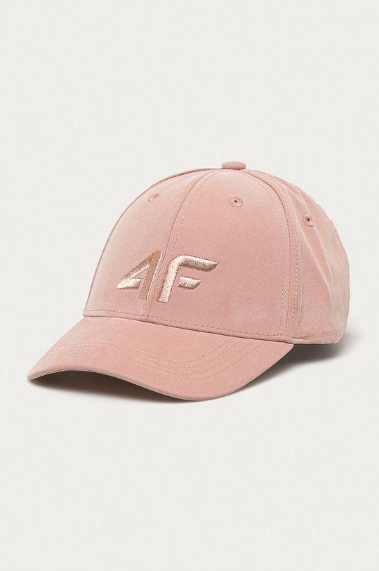 pastelově růžová 4F - Čepice Dámský