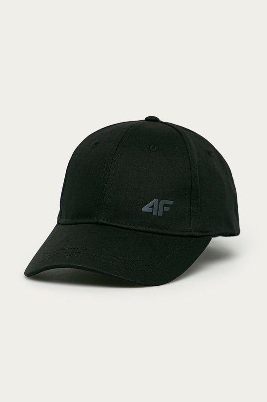 černá 4F - Čepice Dámský