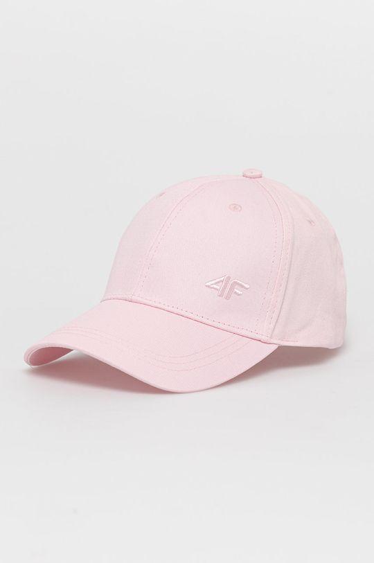 pastelová ružová 4F - Čiapka Dámsky