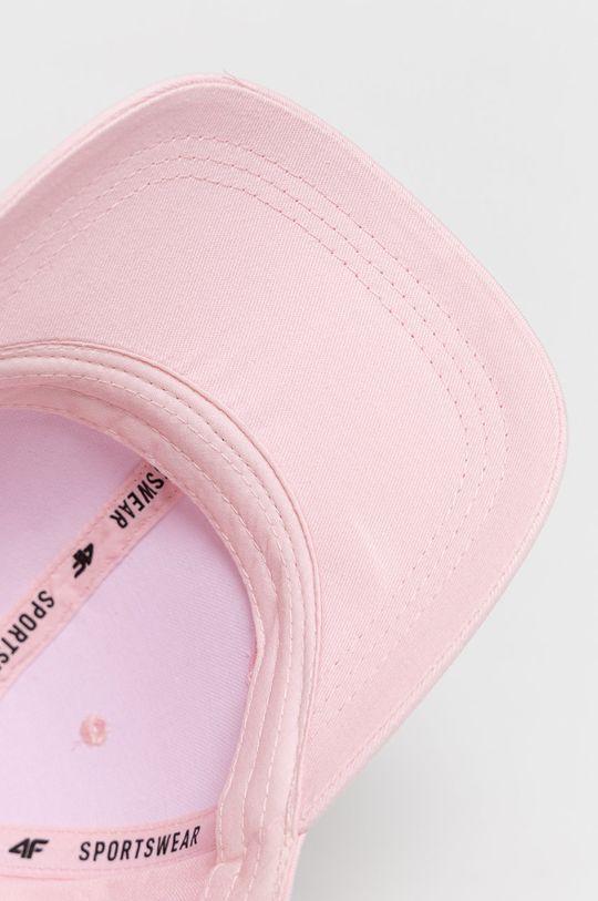 pastelová ružová 4F - Čiapka