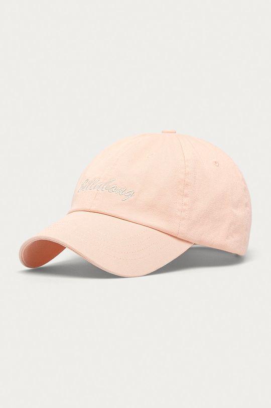pastelově růžová Billabong - Čepice Dámský