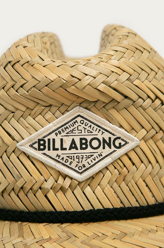 Billabong - Kapelusz Materiał tekstylny
