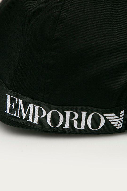 Emporio Armani - Čepice černá