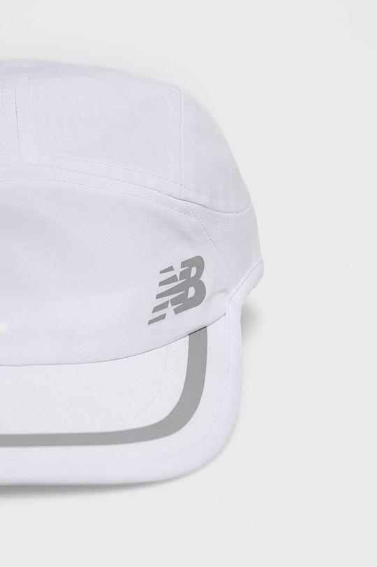 New Balance - Czapka biały