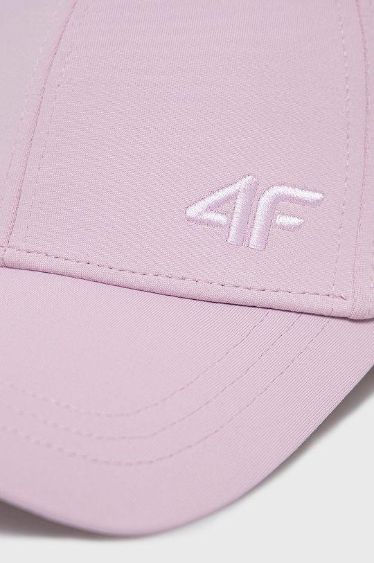 4F - Czapka różowy