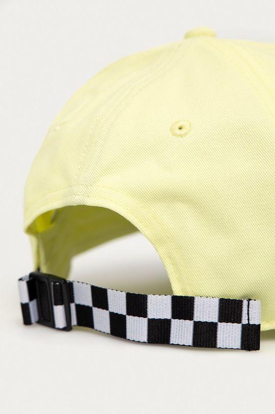 Vans - Czapka żółto - zielony