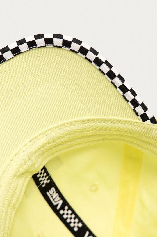żółto - zielony Vans - Czapka