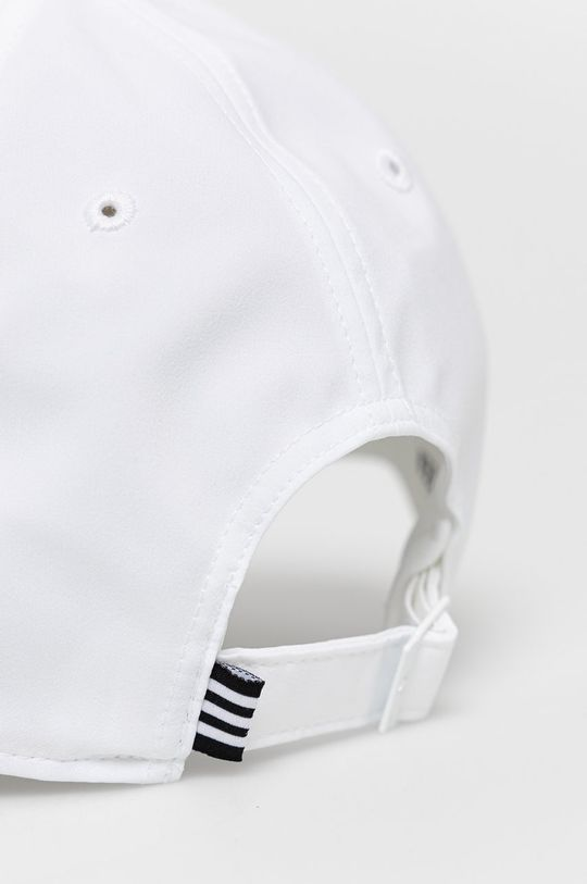 adidas Performance - Czapka biały
