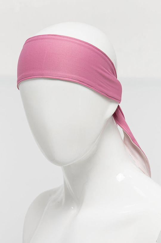 różowy Nike - Opaska Damski