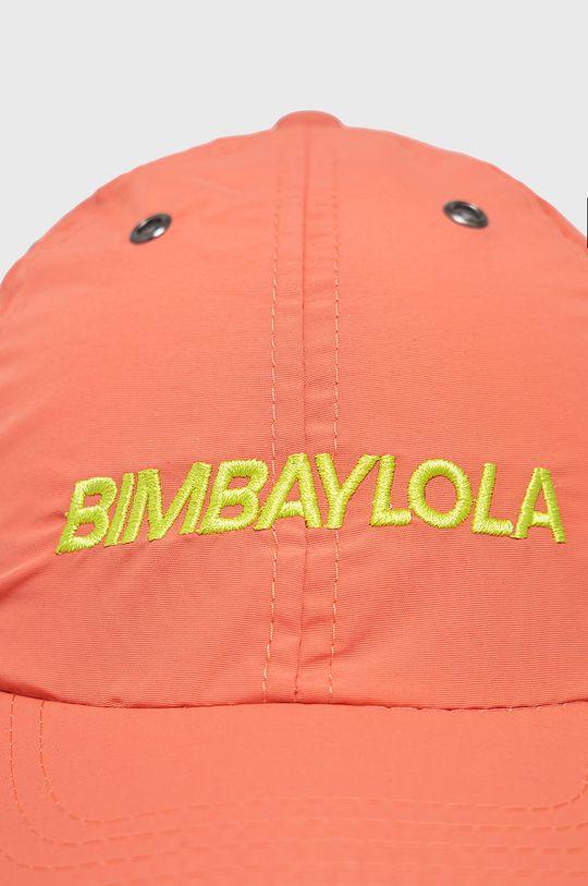 BIMBA Y LOLA - Kšiltovka broskvová