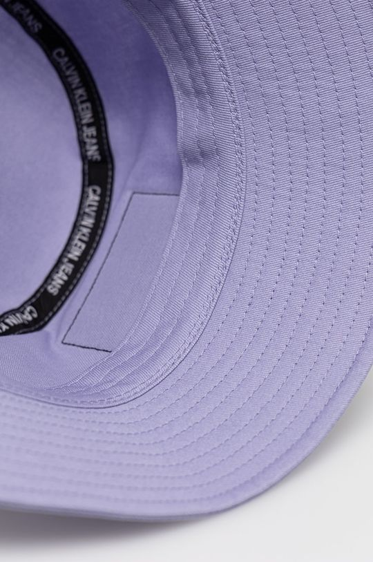 lawendowy Calvin Klein Jeans - Kapelusz