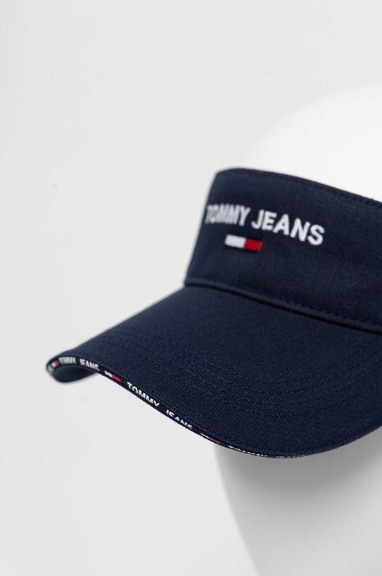 Tommy Jeans - Kšilt námořnická modř