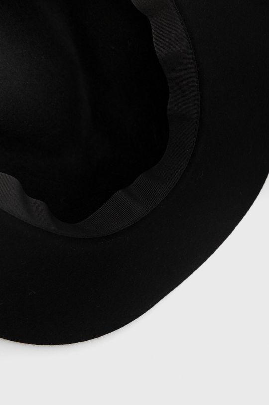 czarny Twinset - Kapelusz