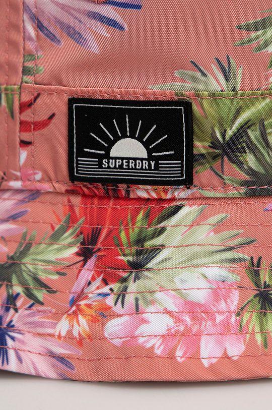 Superdry - Klobouk růžová
