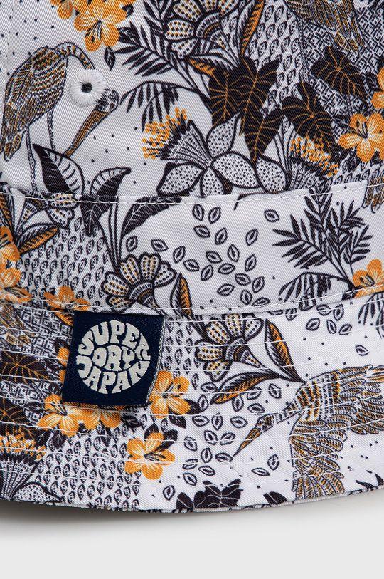 Superdry - Klobouk bílá