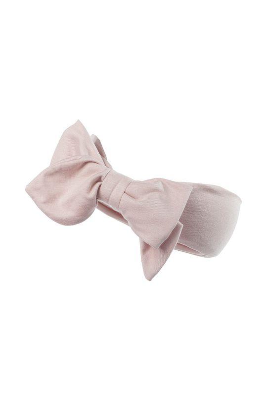 pastelowy różowy Jamiks - Opaska dziecięca Dziewczęcy