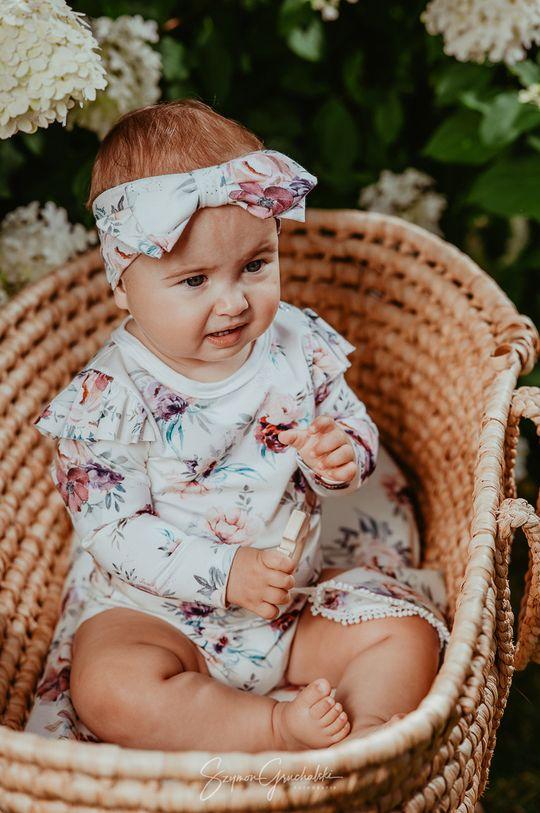 fioletowy Jamiks - Opaska dziecięca Dziewczęcy