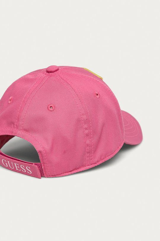 Guess - Detská čiapka ružová