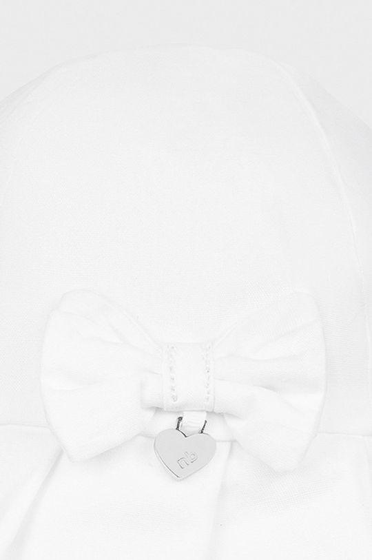 Mayoral Newborn - Detský klobúk biela