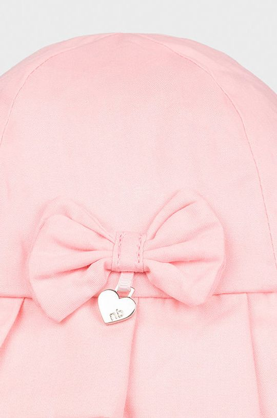 Mayoral Newborn - Detský klobúk ružová