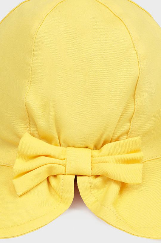 Mayoral - Palarie copii galben