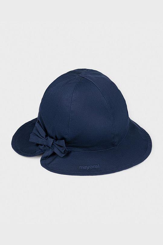 námořnická modř Mayoral - Dětský klobouk Dívčí