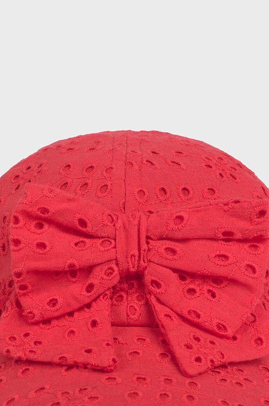czerwony Mayoral - Czapka dziecięca