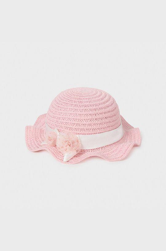 roz pastelat Mayoral - Palarie copii De fete