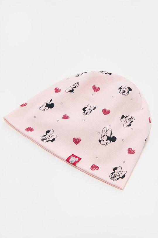 pastelowy różowy OVS - Czapka dziecięca Dziewczęcy
