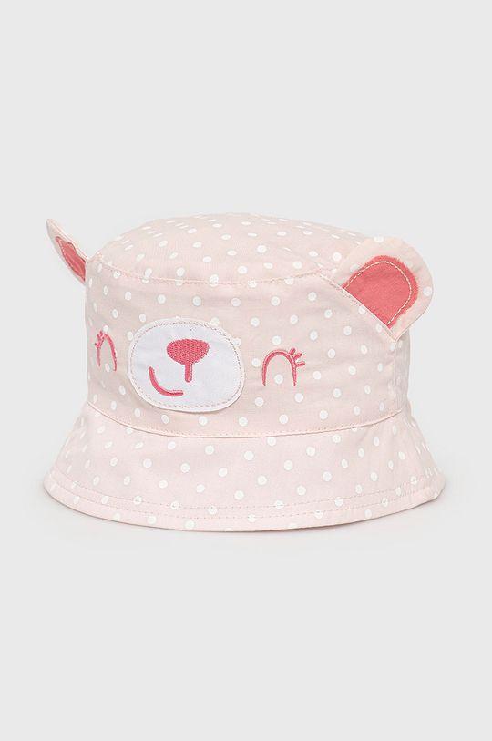 pastelově růžová OVS - Dětský klobouk Dívčí