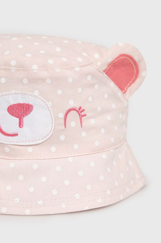 OVS - Dětský klobouk pastelově růžová