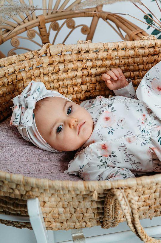 brzoskwiniowy Jamiks - Czapka dziecięca FANKA Dziewczęcy