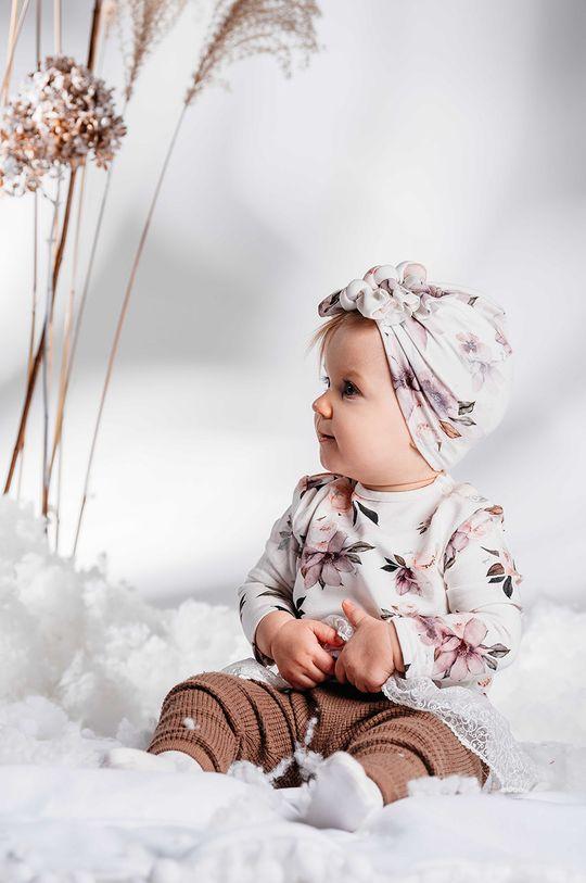 fioletowy Jamiks - Czapka dziecięca FANKA Dziewczęcy
