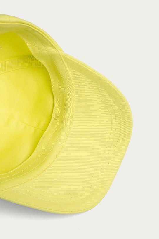 jasně žlutá Calvin Klein Jeans - Dětska čepice