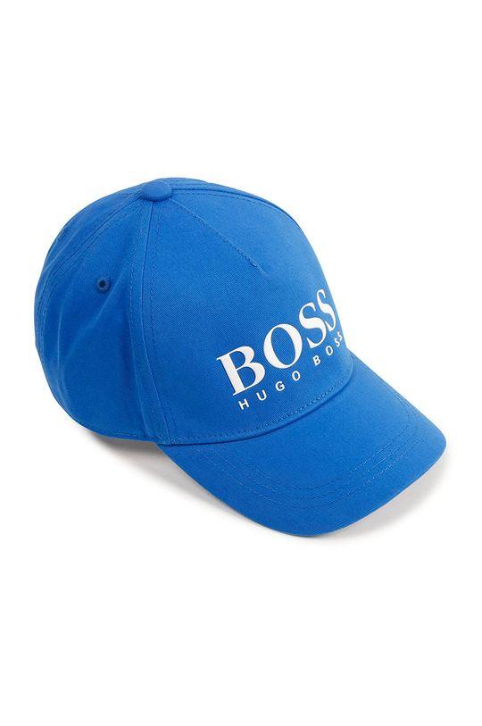 modrá Boss - Dětska čepice Dětský