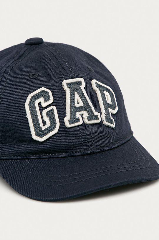 GAP - Czapka dziecięca granatowy
