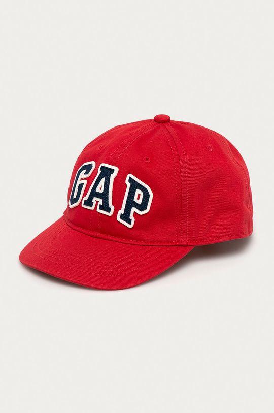 ostry czerwony GAP - Czapka z daszkiem Dziecięcy