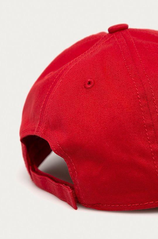 GAP - Czapka z daszkiem ostry czerwony