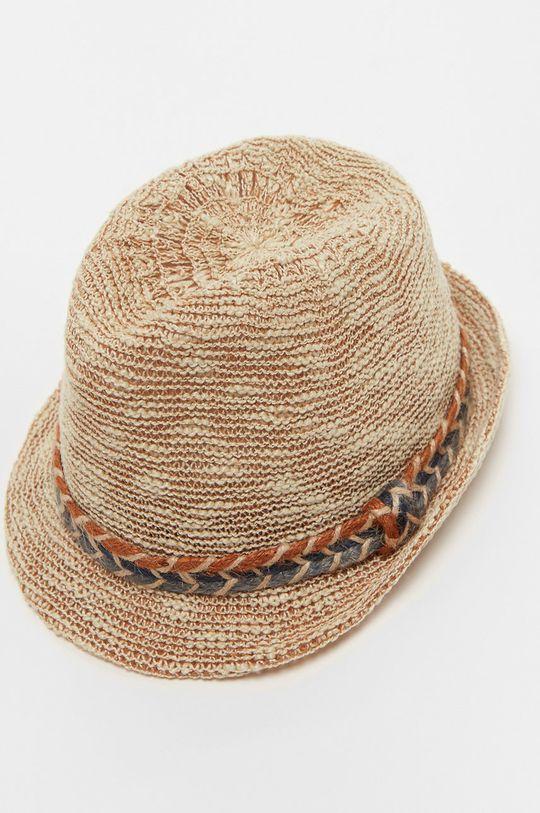OVS - Dětský klobouk písková
