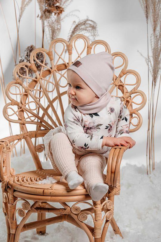 pastelově růžová Jamiks - Dětska čepice ECHO Dětský