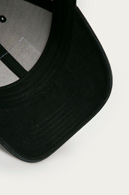 czarny Quiksilver - Czapka z daszkiem