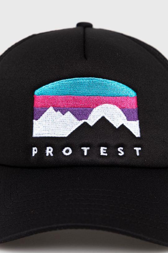 Protest - Czapka z daszkiem czarny